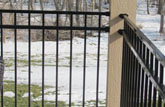 Shreves Construction Exterior Porch Handrails